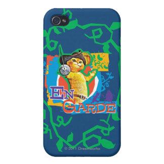 En Garde Cases For iPhone 4