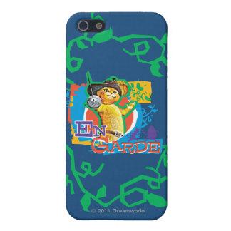 En Garde Cover For iPhone SE/5/5s