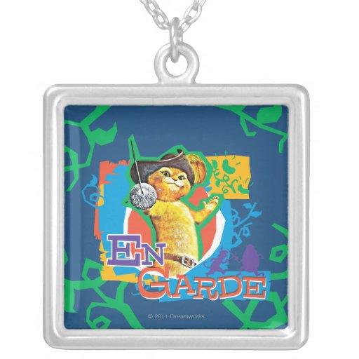 En Garde Custom Necklace