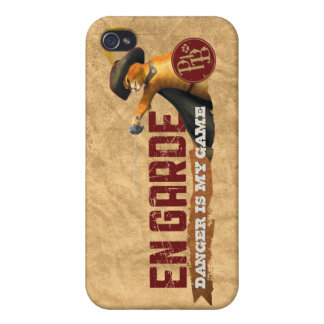 En Garde iPhone 4/4S Covers