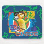 En Garde Mouse Pad