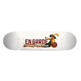 En Garde Skateboard Deck