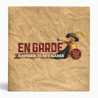 En Garde Vinyl Binder