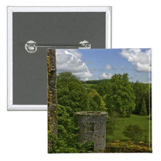 En Irlanda, en el castillo de la lisonja una torre Pin Cuadrado