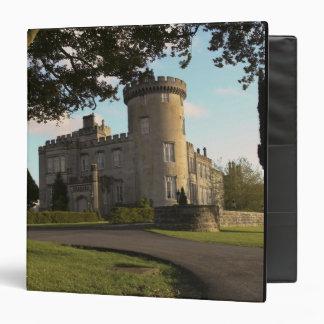 """En Irlanda, la entrada lateral del castillo de Carpeta 1 1/2"""""""