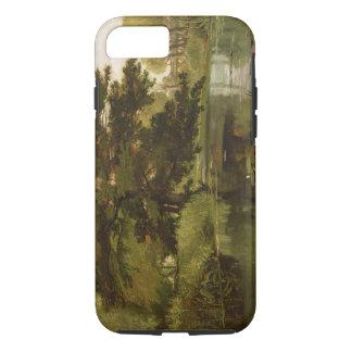 En ISIS, Waterperry, Oxfordshire, 1806 (aceite Funda iPhone 7