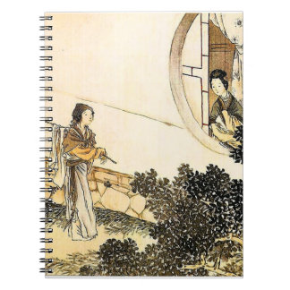 En Japón viejo Libro De Apuntes