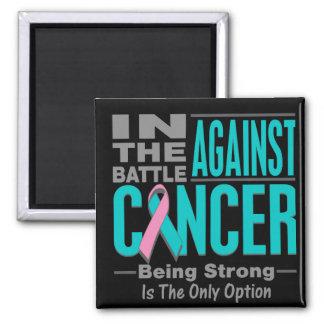 En la batalla contra cáncer de pecho hereditario iman