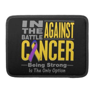 En la batalla contra cáncer de vejiga fundas para macbooks