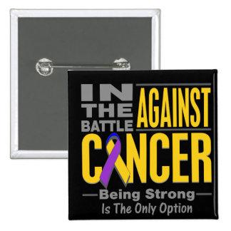 En la batalla contra cáncer de vejiga pin