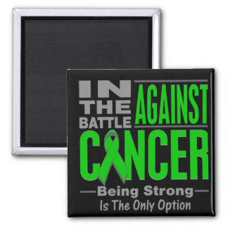 En la batalla contra cáncer hepático iman de nevera