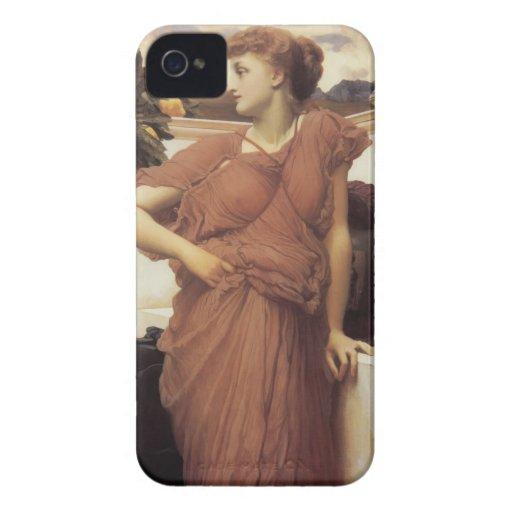 En la bella arte de la fuente iPhone 4 Case-Mate cobertura