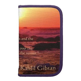En la belleza - el profeta de Kahlil Gibran Planificadores