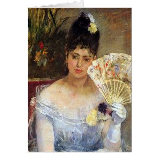 En la bola de Berthe Morisot Felicitaciones