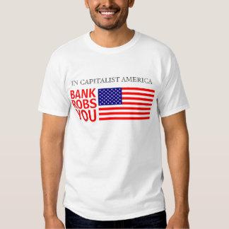 En la camisa capitalista de América
