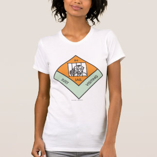 En la cárcel apenas que visita camiseta