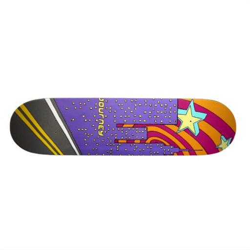 """""""En la ciudad """" Skateboard"""