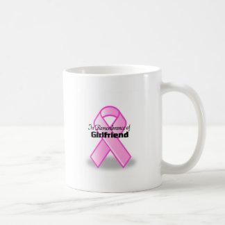 En la conmemoración de la novia tazas de café