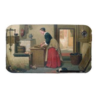 En la despensa, 1868 (aceite en el panel) iPhone 3 protectores