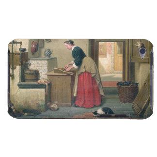 En la despensa, 1868 (aceite en el panel) iPod touch Case-Mate coberturas