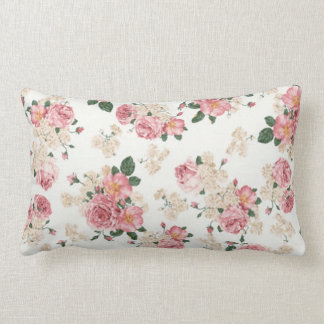 En la floración, almohada rosada de los rosas