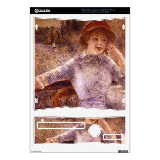En la Grenouillere by Pierre Renoir Decals For The Xbox 360 S
