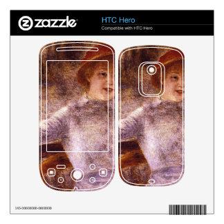 En la Grenouillere by Pierre Renoir HTC Hero Skins