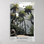 En la isla de Ilsa Posters