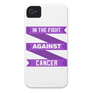 En la lucha contra cáncer del ESENCIAL iPhone 4 Case-Mate Cobertura