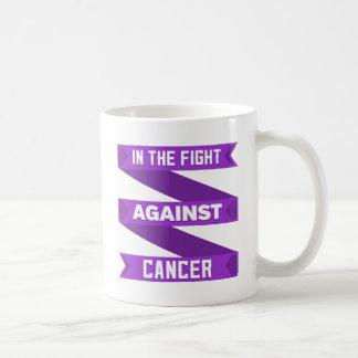 En la lucha contra cáncer del ESENCIAL Taza De Café