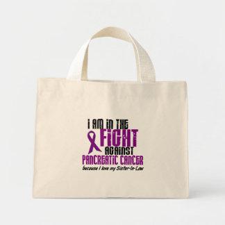 En la lucha contra el cáncer pancreático SISTER-IN Bolsa Lienzo