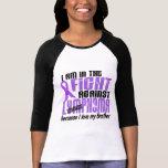 En la lucha contra el linfoma Brother de Hodgkin Camisetas