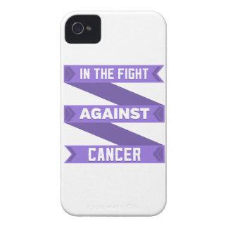 En la lucha contra el linfoma de Hodgkins Carcasa Para iPhone 4 De Case-Mate