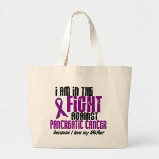 En la lucha contra MADRE del cáncer pancreático Bolsa De Mano