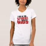 En la lucha contra SIDA Camisetas