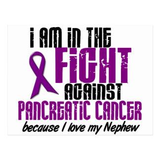 En la lucha contra SOBRINO del cáncer pancreático Postales
