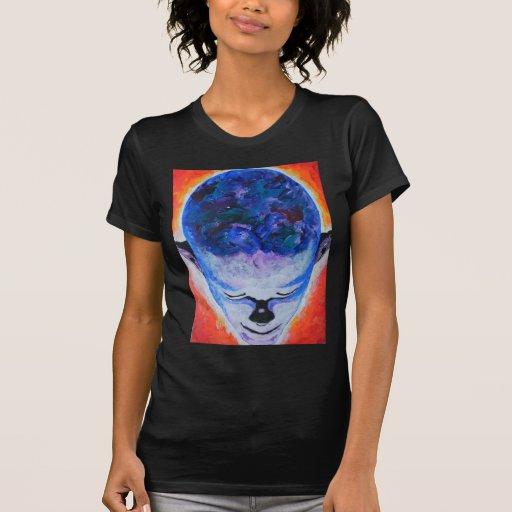 En la meditación camisetas