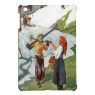 En la montaña iPad mini cárcasa