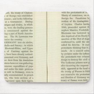 En la muerte de Charles V 1551 Alfombrillas De Raton