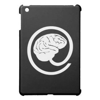 En la muestra del cerebro iPad mini cárcasa