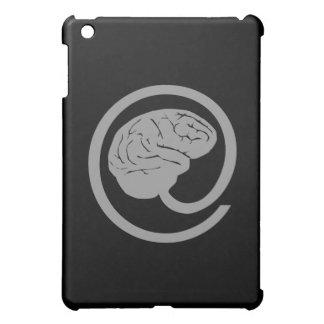 En la muestra del cerebro iPad mini funda