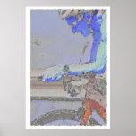 En la pintura de la Aero--Barra Póster