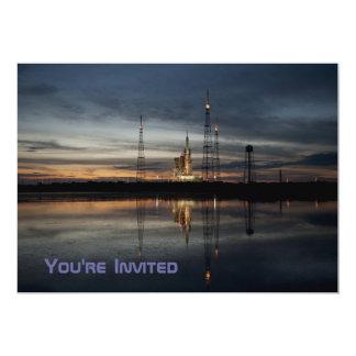 En la plataforma de lanzamiento invitacion personalizada