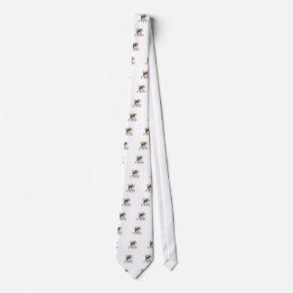 En la rodera corbata personalizada