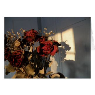 En la sombra de amor tarjeta pequeña