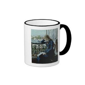 En la ventana, 1881 tazas de café