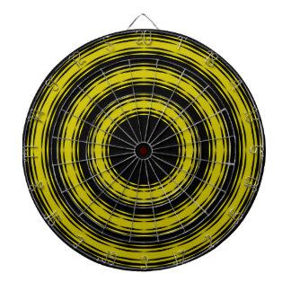 En la versión amarilla de los círculos