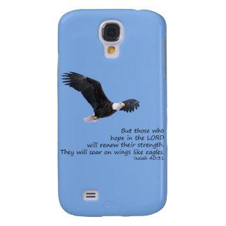 En las alas como el caso del iPhone 3 de Eagles
