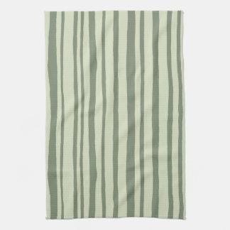 En las maderas deja a rayas la toalla de cocina ve