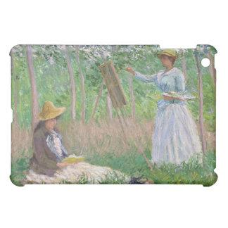 En las maderas en Giverny - Claude Monet